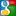 Social Google Box Icon 16x16 png