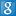 Social Google Box Blue Icon 16x16 png