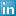 Social LinkedIn Box Blue Icon 16x16 png