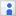 Social Myspace Box White Icon 16x16 png