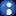 Social Myspace Button Blue Icon 16x16 png