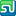 Social StumbleUpon Box Color Icon 16x16 png