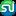 Social StumbleUpon Button Color Icon 16x16 png