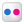 Social Flickr Box Icon 24x24 png