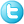 Social Twitter Button Blue Icon 24x24 png