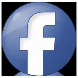 Social Facebook Button Blue Icon 256x256 png