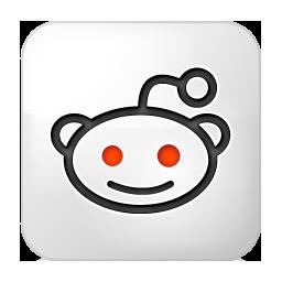 Social reddit Box Icon 256x256 png
