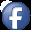 Social Facebook Button Blue Icon 32x32 png