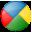 Social Google Buzz Button Icon 32x32 png