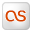 Social Last.fm Box White Icon 32x32 png