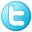 Social Twitter Button Blue Icon 32x32 png
