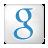 Social Google Box White Icon 48x48 png