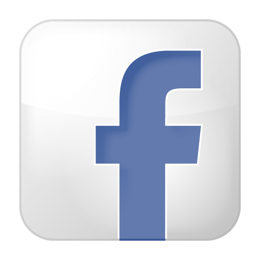 Social Facebook Box White Icon 512x512 png