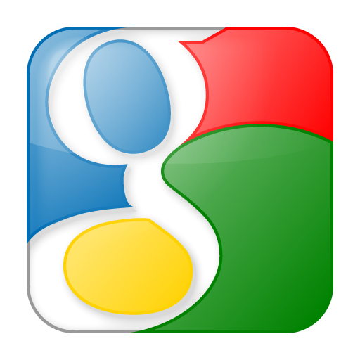 Social Google Box Icon - Social Bookmarks Icon Set