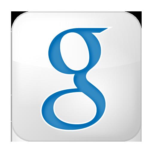 Social Google Box White Icon 512x512 png