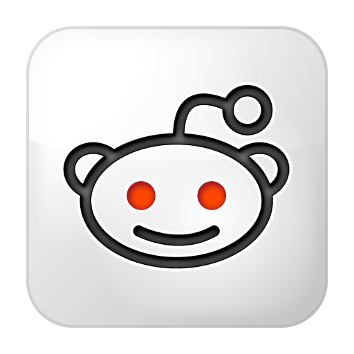 Social reddit Box Icon 512x512 png