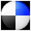 Social Delicious Button Icon 64x64 png