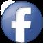 Social Facebook Button Blue Icon 64x64 png