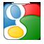Social Google Box Icon 64x64 png