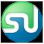 Social StumbleUpon Button Color Icon 64x64 png