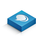 Blog Color 2 Icon 128x128 png