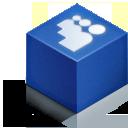 Myspace Color Icon