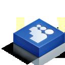 Myspace Color 2 Icon