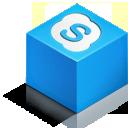 Skype Color Icon
