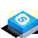 Skype Color 2 Icon
