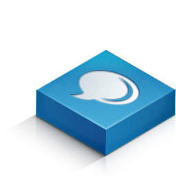 Blog Color 2 Icon 256x256 png
