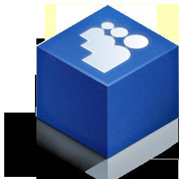 Myspace Color Icon 256x256 png