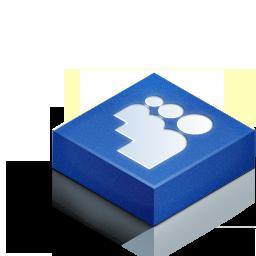 Myspace Color 2 Icon 256x256 png