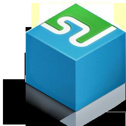 StumbleUpon Color Icon 256x256 png