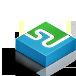 StumbleUpon Color 2 Icon 256x256 png