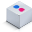 Flickr Color Icon 32x32 png