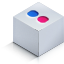 Flickr Color Icon 64x64 png
