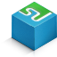 StumbleUpon Color Icon 64x64 png