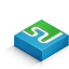 StumbleUpon Color 2 Icon 64x64 png