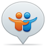 Slide Share Icon 96x96 png