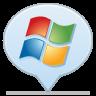 Windows Logo Icon 96x96 png