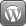 WordPress Icon 26x26 png