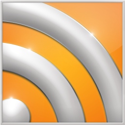 RSS Feed Icon 256x256 png