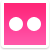 Flickr Icon 50x50 png