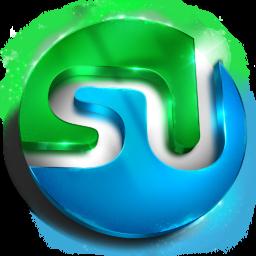 StumbleUpon Fireworks Icon 256x256 png