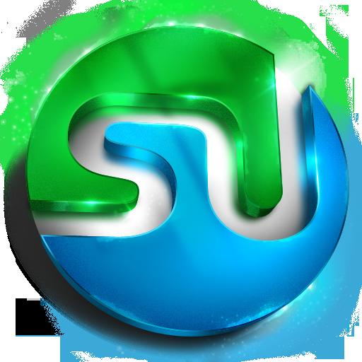 StumbleUpon Fireworks Icon 512x512 png