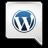 Classic WordPress Icon 48x48 png