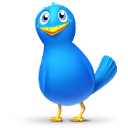 Single Bird Icon 128x128 png