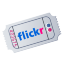 Flickr Icon 64x64 png