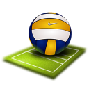 Volleyball Icon 128x128 png
