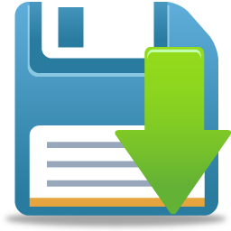 Save Icon Pretty Office Vii Icons Softicons Com